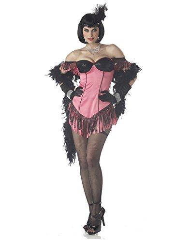 Spook Shop Cabaret Artist Adult costume (Large)