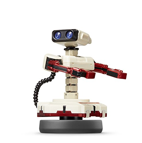 amiibo Robot(Super Smash Bros Series) for Nintendo Wii U, Nintendo 3DS