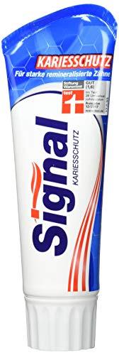 Signal Zahnpasta Kariesschutz Zahncreme, 75ml
