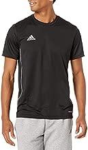 adidas Men's Core 18 Training Jersey, Black/White, Medium