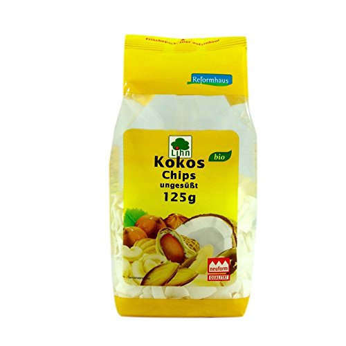 Kokoschips. ungesüßt (125 g)