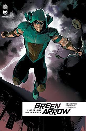 41REosxPunL. SL500  - Arrow : un meilleur Oliver, mais un pire héros (6.18)