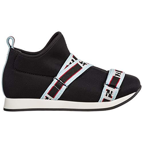 FENDI Kinder Sneaker Nero 30 EU