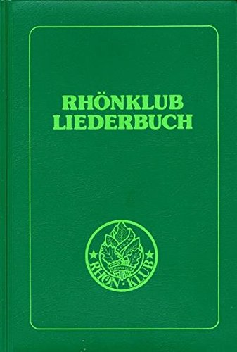 Rhönklub Liederbuch