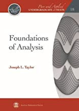 Best foundations of analysis Reviews