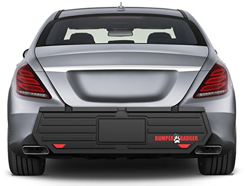 BumperBadger HD Edition - 2020 The #1 Rear Bumper Protector and Rear Bumper Guard for Outdoor Street Parking