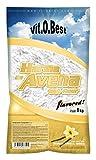 vit.O.Best Harina de Avena Sabores Variados - Suplementos Alimentación y Suplementos Deportivos - Vitobest (Vainilla, 1 Kilogramo )