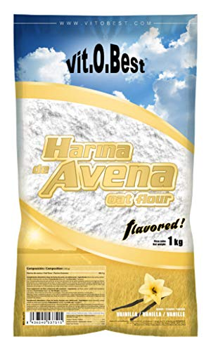 vit.O.Best Harina de Avena Sabores Variados - Suplementos