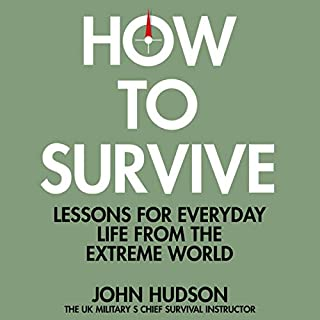 How to Survive audiobook cover art