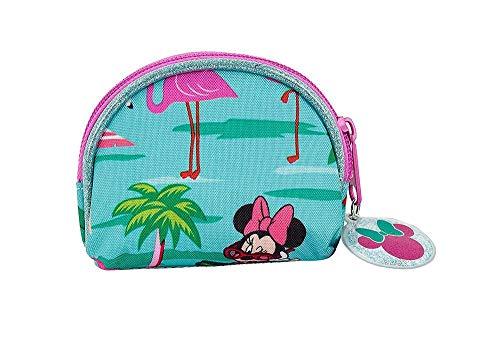 Minnie Mouse 'Palms' Oficial Monedero 95x30x80mm
