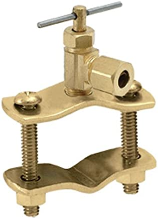 EZ-FLO 65801LF Brass Self-Piercing Saddle Valve