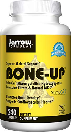 Jarrow Formulas Bone-up, Promotes Bone Density, 240 Capsules