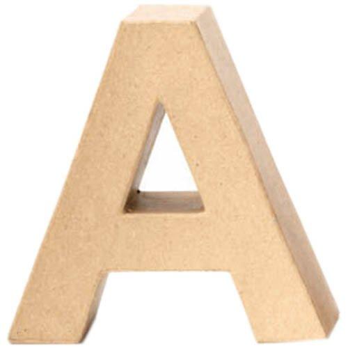 Creative Lettre en Carton A, 17, 5x5, 5cm [Jouet]