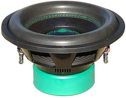 1 SUBWOOFER IPNOSIS IPW 7030.2 30,00 cm 300 mm 12  di diametro doppia bobina dual voice coil 2+2 ohm 700 watt rms 1400 watt max auto car, 1 pezzo