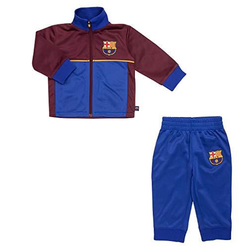 FC Barcelona trainingspak voor jongens, officiële collectie, babymaat