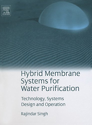 Hybrid Membrane Systems for Water Purification: Technology, Systems Design and Operations (English Edition)