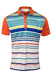 quick drying striped colored shirt