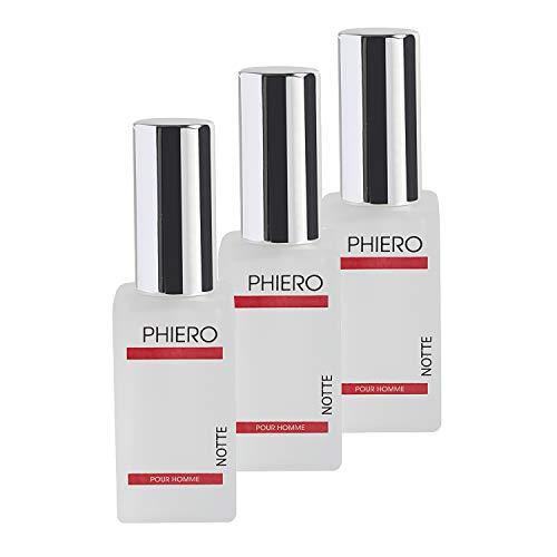 Pheromone - 3 Phiero Notte: profumo di feromone per gli uomini