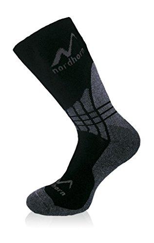 Nordhorn® Trekking Hiking Socks Primaloft® - Trekking Socken (41-43)