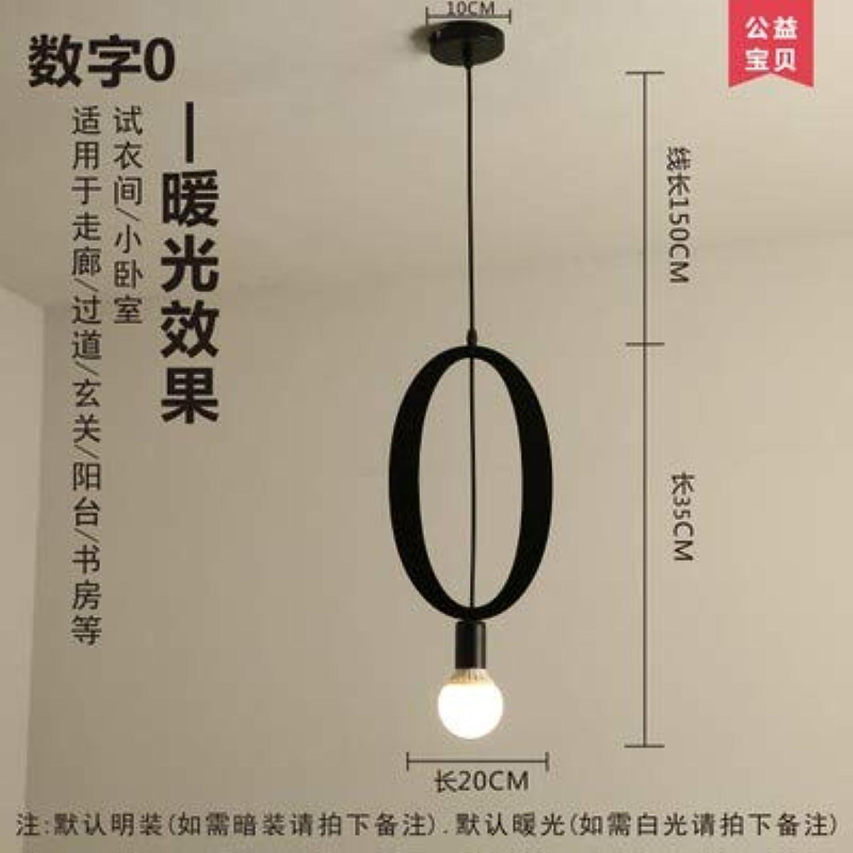 Die Hngelampe Pendelleuchten Kronleuchter Buchstabe-Barpersnlichkeitsschmiedeeisenbetrieb Des Retro- Restaurantleuchers Des Modernen Kronleuchters Kreativer, 0