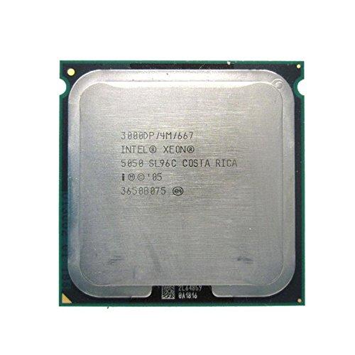 CPU Intel Xeon 5050 Dual-Core 3GHZ/4MB/667- SL96C