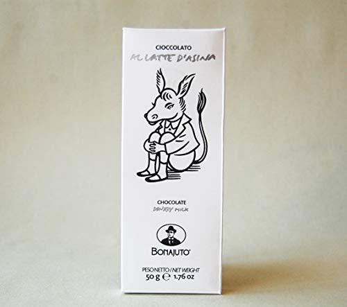 Cioccolato al Latte d'Asina 50g