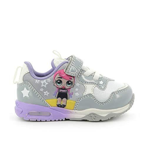 PRIMIGI 5448900 LOL Surprise Sneakers Scarpe Bambina LUCI LED Primi Passi