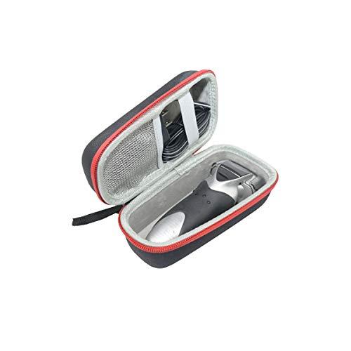 Hart Tragen Reise Fall Tasche für Panasonic Rasierer Herren 's Electric panasonic ES-LV65 ES8103S ES-RF31 von SANVSEN