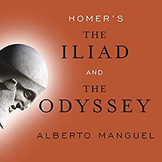 Homer's The Iliad and The Odyssey cover art