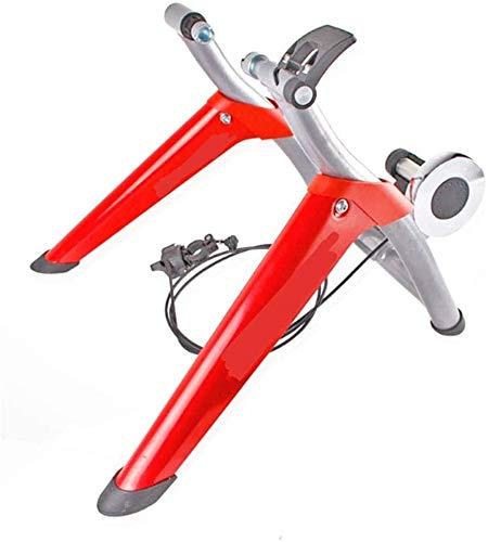 Drohneks - Soporte magnético para bicicletas de montaña y bicicletas de montaña, color rojo
