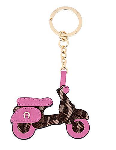 Aigner Schlüsselanhänger Motorroller, Blossom Pink 181119