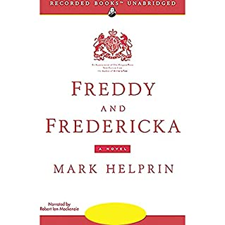 Freddy and Fredericka audiobook cover art