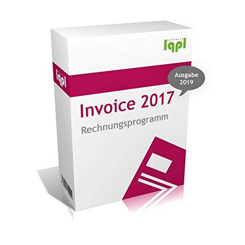 Limtax® Invoice 2017 (Ausgabe 2019) Rechnungsprogramm (Angebote, Lieferscheine, Rechnungen, Gutschriften, etc. / lqpl / keine zeitliche Begrenzung!)