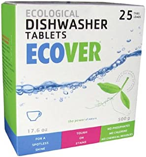 Ecover Auto Dishwasher Tabs 17.6 Oz