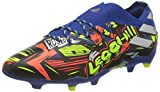 adidas Nemeziz Messi 19.1, Zapatillas de fútbol, AZUREA/Plamet/Amasol, 32 EU
