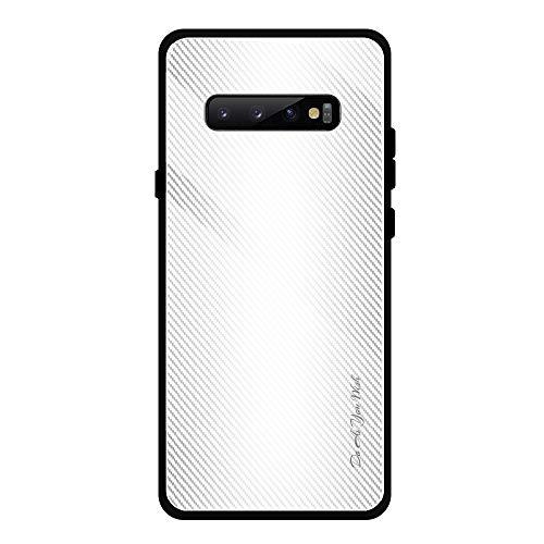 Bakicey - Carcasa para Samsung Galaxy s8 Plus (Cristal Templado 9H, con...