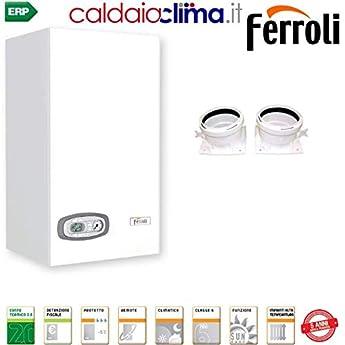 Foto di Caldaia A Condensazione Ferroli Divacondens Plus D F24-24kw Metano