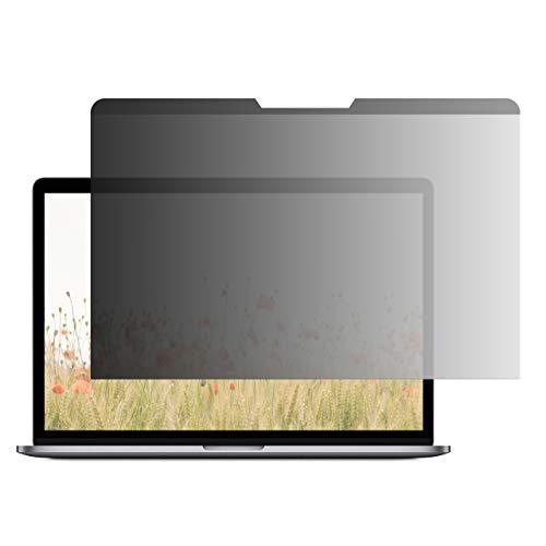 Amazon Basics - Filtro privacy Slim magnetico per Macbook Pro da 13  (33 cm)