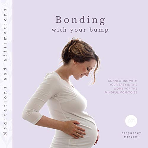 Bonding with your bump audiobook cover art