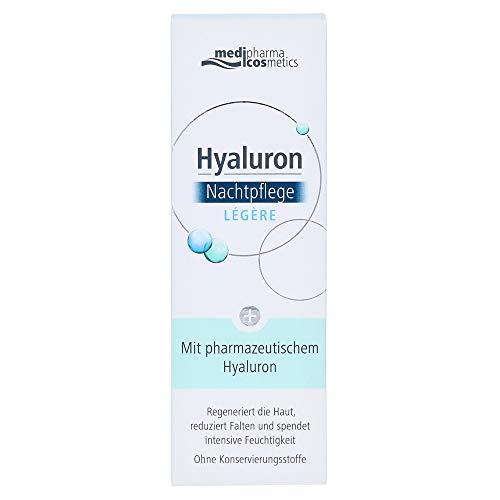 Hyaluron Nachtpflege Creme, 50 ml