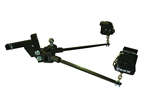 Blue Ox BXW1500-S Swaypro 1500 lb 9-9 RCVR Hitch