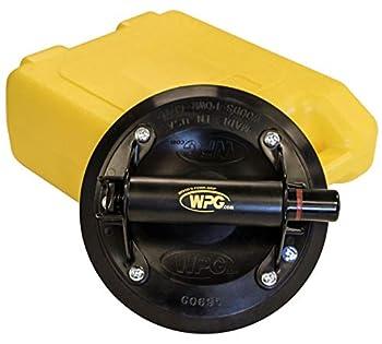 Wood s Powr-Grip N4000 8  Flat Vacuum Cup with ABS Handle
