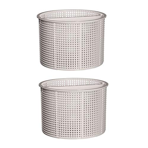Hayward Automatic Skimmer Basket Assembly Replacement Part | SPX1082CA (2 Pack)