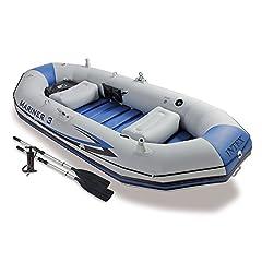 Welded-on rotational oar locks Motor mount fitting Oar holders Maximum weight capacity - 880 pounds