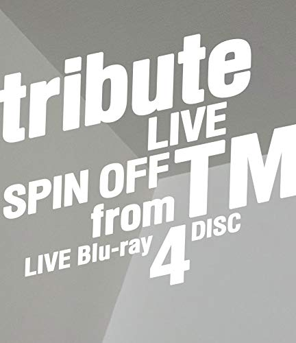 tribute LIVE SPIN OFF from TM LIVE Blu-ray 4DISC - 宇都宮隆,木根尚登, 宇都宮隆, 木根尚登