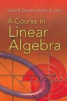 A Course in Linear Algebra (Dover Books on Mathematics)