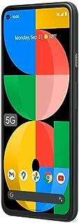 جوجل بيكسل 5a - سعة 128 جيجا، 6 جيجا رام، الجيل الثالث، اسود