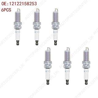 BMW-R850R R1100 R-96//05-R850 GS//RT-01-R1100 C-99//96//RS-02-R1100 RT-94//01-Set di 2 candele NGK BKR7EKC-N