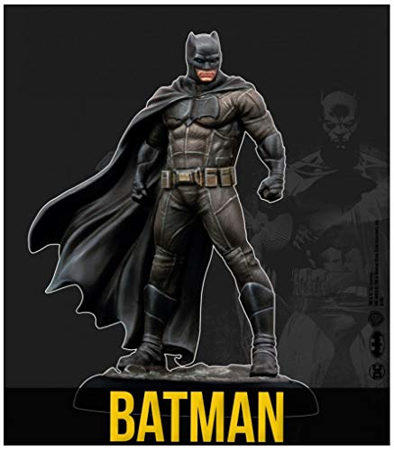 Knight Models Batman/DC Universe Miniature Game 2nd Edition Miniature Batman (Ben Affleck) *En