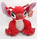 Plush Toys Creative Toy Gifts Soft Dolls 12 30cm Lilo and Stitch Toy Experiment Leroy Red Alien Plush Toy Stuffed Animals Soft Toys for Kids Girls